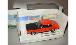 модель 1/43 Ford Capri Cararama металл 1:43, масштабная модель, Bauer/Cararama/Hongwell