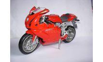 модель 1/12 мотоцикл DUCATI 999 Testastretta New Ray 1:12, масштабная модель мотоцикла, New-Ray Toys, scale12