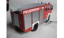 модель  1/43 пожарный IVECO MAGIRUS HLF 20/16 4x4 Cursor металл, масштабная модель, 1:43