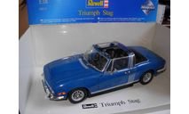 модель 1/18 Triumph Stag Revell металл 1:18, масштабная модель, scale18
