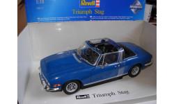 модель 1/18 Triumph Stag Revell металл 1:18, масштабная модель