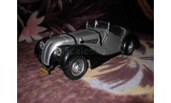 старая редкая модель 1/16 BMW 328 Roadster Polistil металл, 1:16 не 1:18