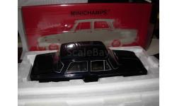 модель 1/18 Alfa Romeo Giulia 1300 1966 Minichamps /PMA металл