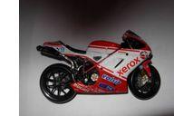 1/18 модель гоночный мотоцикл Ducati 1198 Corse #84 Maisto металл 1:18, масштабная модель мотоцикла, scale18