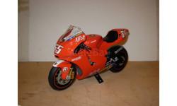 модель 1/9 гоночный мотоцикл DUCATI - DESMOSEDICI N 65 Guiloy ?  1:9, масштабная модель мотоцикла, 1:10, 1/10