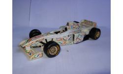 модель F1 Формула-1 1/24 Ferrari F300 1998 Burago металл 1:24, масштабная модель, scale24