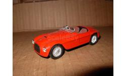модель 1/43 Ferrari 166 металл 1:43, масштабная модель