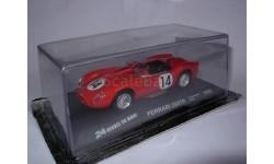 модель Ferrari 250TR #14 1/43 металл 1:43, масштабная модель