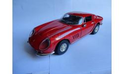модель 1/18 Ferrari 275 GTB-4 1966 ERTL металл