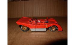 модель 1/43 Ferrari 312Pb 1971 prototipo/прототип Brumm металл 1:43, масштабная модель