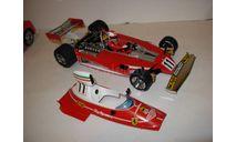модель F1 Формула 1 1/18 Ferrari 312T 1975 #11 Clay Regazzoni Minichamps металл 1:18, масштабная модель, scale18