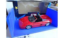 модель 1/18 Ferrari F355 GTS Spider 1994 UT Models металл 1:18, масштабная модель, scale18