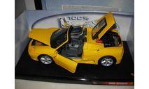 модель 1/18 Ferrari 360 Spider Mattel/Hot Wheels металл 1:18, масштабная модель, scale18, Mattel Hot Wheels