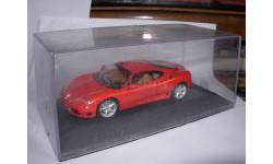 модель Ferrari 360 Modena 1/43 металл 1:43