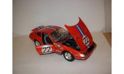модель 1/18 гоночный Ferrari 365 GTB4 #22 Techno GIODI металл 1:18