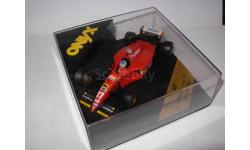 модель 1/43 F1 Formula/Формула-1 Ferrari F412 T2 #27 1995 Jean Alesi Onyx металл 1:43