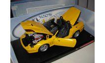 модель 1/18 Ferrari 550 Barchetta Mattel/Hot Wheels металл 1:18, масштабная модель, scale18, Mattel Hot Wheels