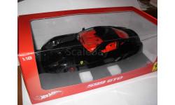 модель 1/18 Ferrari 599 GTO Mattel/Hot Wheels металл