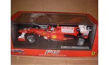 модель F1 Формула 1 1/18 Ferrari F10 2010 #8 Fernando Alonso winner GP Bahrain Mattel/Hot Wheels металл 1:18, масштабная модель, scale18, Mattel Hot Wheels