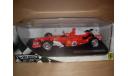 модель F1 Формула 1 1/18 Ferrari 248F1#5 M.Schumacher/Шумахер Mattel/Hot Wheels металл 1:18, масштабная модель, Mattel Hot Wheels