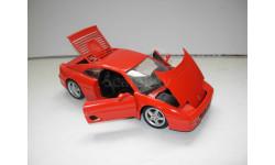 модель 1/24 Ferrari F355 Berlinetta Maisto металл 1:24, масштабная модель