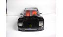модель 1/24 Ferrari F40 1987 Burago Made in ITALY металл, масштабная модель, scale24