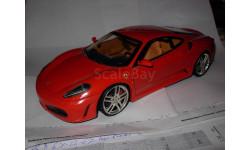 модель 1/18 Ferrari F430 Mattel/Hot Wheels металл 1:18, масштабная модель
