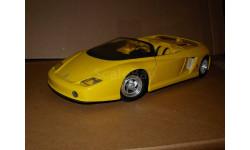 модель 1/18 Ferrari Mythos концепт родстер Revell металл, масштабная модель, 1:18