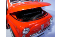 модель 1:18 Fiat 500L Welly металл 1/18, масштабная модель, scale18