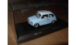 модель 1/43 Fiat 600D Detail Cars 315 металл, масштабная модель, scale43