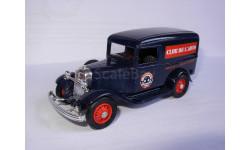 модель 1/43 Ford 1932 фургон Club De l'Auto Eligor France металл1:43, масштабная модель, scale43