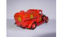 модель 1/43 пожарный автоцистерна Ford 1932 San Francisco Eligor France металл Форд 1:43, масштабная модель, scale43