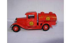 модель 1/43 пожарный автоцистерна Ford 1932 San Francisco Eligor France металл Форд 1:43