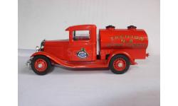 модель 1/43 пожарный автоцистерна Ford 1932 Eligor Trenton France металл 1:43, масштабная модель