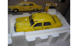 модель 1/18 Ford 1950 Yellow Cab Taxi такси  Precision Miniatures 1:18