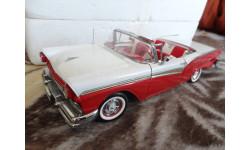 модель 1/18 Ford Fairlane Skyliner 1957 Hard Top Sun Star металл