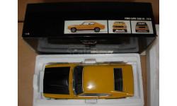 Модель 1/18 Ford Capri 1 RS 2600 1970 Minichamps 1:18