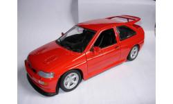 модель 1/18 Ford Escort COSWORTH 1992 UT MODELS металл