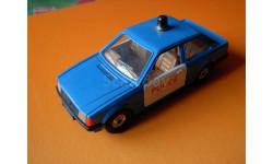 модель 1/36 Ford Escort Police Corgi металл 1:36, масштабная модель, 1:35, 1/35
