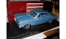 модель 1/18 Ford Falcon 1964 Yatming Road Signature металл 1:18, масштабная модель, Yatming Road Legends