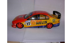 модель 1/18 Ford Falcon 2000 DJR HELIX SHELL 17 Johnson Auctralia/Австралия Classic Carlectables металл 1:18