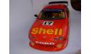 модель 1/18 Ford Falcon 2000 DJR HELIX SHELL 17 Johnson Auctralia/Австралия Classic Carlectables металл 1:18, масштабная модель