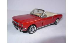 модель 1/43 Ford Mustang 1965 Franklin Mint металл 1:43, масштабная модель, scale43