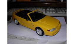 модель 1/18 Ford Mustang 1994 Convertible Jouef Evolution/Eagle's Race металл