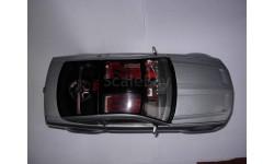 модель 1/18 Ford Mustang GT 2005 Coupe Concept Beanstalk металл, масштабная модель, 1:18