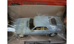 модель 1/18 FORD MUSTANG 1970 Highway61 металл