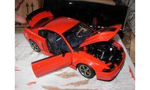 модель 1/18 Ford Mustang Much I 2004 Autoart металл 1:18, масштабная модель, scale18