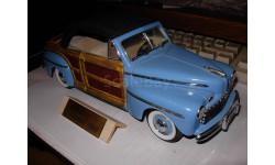 модель 1/18 Ford Sportsman 1946 Yatming/Road Signature металл, масштабная модель, scale18