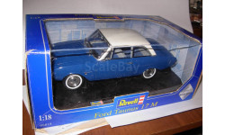 модель 1/18 Ford Taunus 17M REVELL металл, масштабная модель, scale18