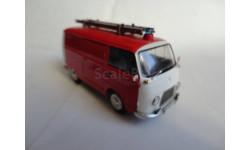 модель 1/43 Schuco Limited Ford Taunus Transit Freiwillige Feuerwehr/пожарный металл 1:43, масштабная модель, scale43